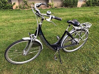 Sparta GL ION Electric Ladys Dutch Bike Used Good Condition Low Milleage