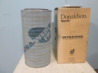 Bnib Donalsontorit Hd Commercial Nano-fibers Dust Collector Cartridge Filter