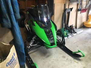 2012 Arctic Cat F1100 Turbo 320HP Race ready