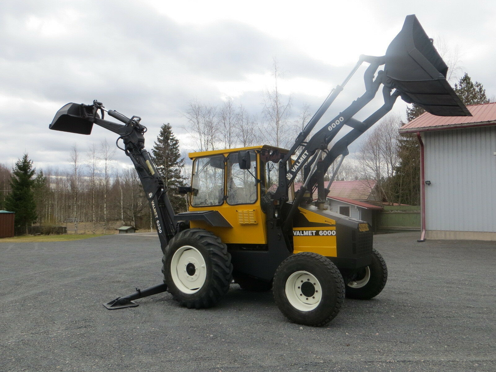 terna valtra /  Valmet Hynas 6000 Valmet-Hynas-6000-Backhoe-Loader-Parts-Manual-_57