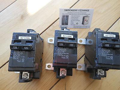 Siemens Eq8682 125amp Main Circuit Breaker Panel 120240v 22k Aic Rated Warranty