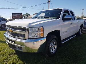 2013 Silverado 1500 LS Cheyenne Edition 4X4 EXTENDED CAB