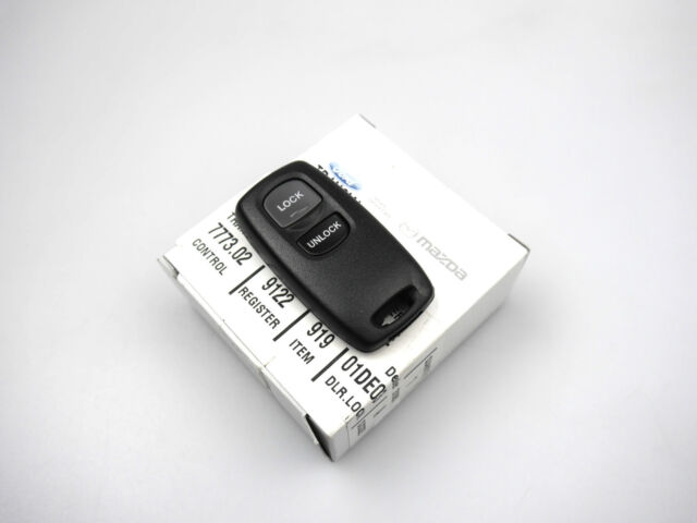 TRANSMITTER / REMOTE ENTRY PK RANGER 2009 > 2011 NEW GENUINE FORD UM90675RYE