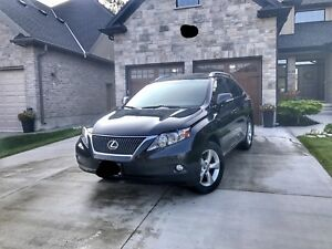 Mint Lexus RX 350, 1 owner off lease, no accidents