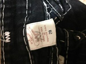 Girls true religion jeans & love pink fur jacket Edmonton Edmonton Area image 3