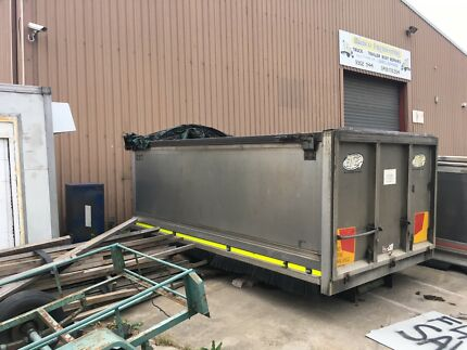 BTE Truck Body