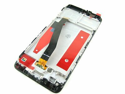 Full LCD Display Touch Screen Digitizer Frame For Huawei P10 VTR-L09~Black