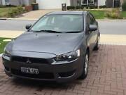 2011 MITSUBISHI LANCER ES CJ MY11 4D SEDAN CVT AUTO 6 SP SEQUEN, Wandi Kwinana Area Preview