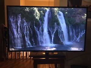 55'' Samsung Smart Tv
