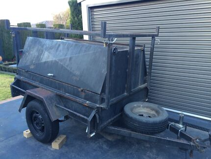 Tradesman Trailer Top  Maidstone Maribyrnong Area Preview