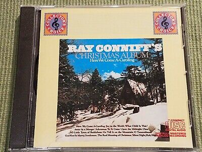 RAY CONNIFF CHRISTMAS ALBUM 11 TRACK CD FREE SHIPPING ()