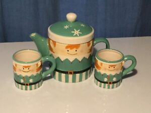 Elf Tea Set