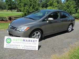 2006 Acura CSX Loaded, 5sp, Insp, Warr