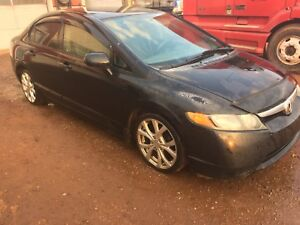 2007 Honda Civic dx inspected 2800 firm