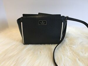 Authentic Kate Spade leather crossbody bag
