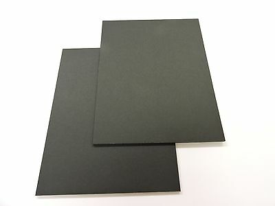 Foam Board - Black - 24x 36 - 316 25 Sheets
