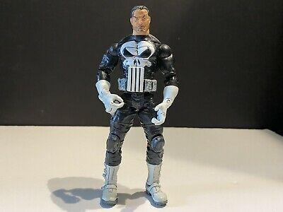 "Marvel Legends The Punisher Series 4 IV 6"" Action Figure 2003 Toybiz"