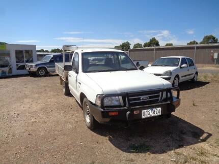 2006 Ford Courier TURBO DIESEL Ute Mansfield Mansfield Area Preview