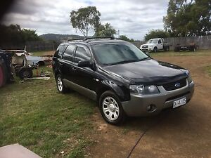 2005 Ford Territory Forcett Sorell Area Preview