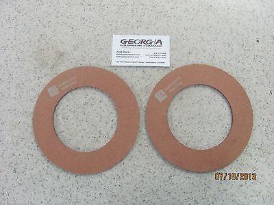 Slip Clutch Pads Fiber Disc For Pto Shaft Eurocardan 1808010-6.31x 3.9