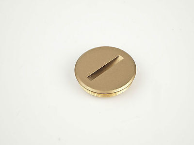 Contax T2 Gold - Battery Cap Cover Lid - NEW / NOS Replacemant Parts