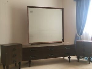 Berryman 3 piece  bedroom set