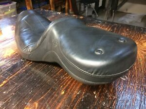 Harley Davidson stock 2 up seat