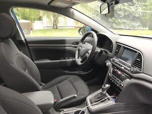 Hyundai Elantra GLS with Power Sunroof