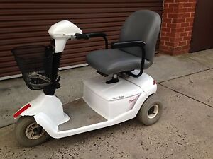Plega Mobility Scooter (Can deliver Locally Free) Bentleigh East Glen Eira Area Preview