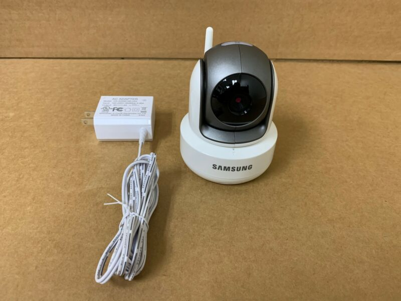 Samsung SEW-3043W BRIGHTVIEW BABY VIDEO MONITORING (Camera Only SEP1003RWN) USED