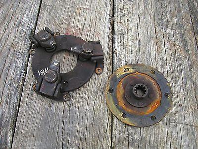 Farmall Cub 184 185 Tractor Ih Engine Motor Clutch Pressure Plate