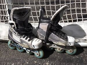 Roller hockey + runnings junior