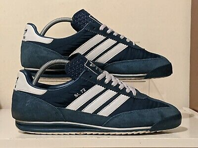 Adidas SL72 '90's release used mens trainers size 7.5 originals rare deadstock