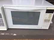Sharp Carousel Microwave/Convection Oven Picnic Point Bankstown Area Preview
