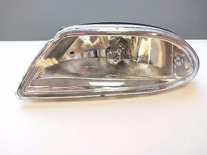 MERCEDES BENZ ML SERIES FOG LIGHT ASSEMBLY LEFT DRIVER'S SIDE 1638200328