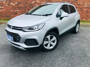 2018 Holden TRAX Turbo LS Auto Low Kms $22,990 Victoria Park Victoria Park Area Preview