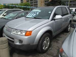2005 Saturn VUE AWD-V6 - ONLY 127,000 klm's.!