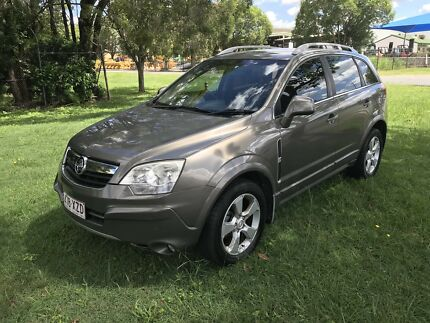 2007 Holden Captiva max x/4x4 Auto/Rwc/ 6 Months Rego/1 year warranty