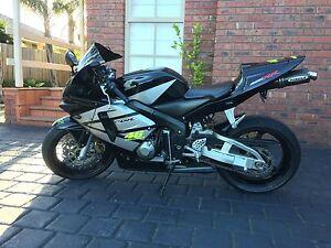 2004 Honda CBR600rr Greenvale Hume Area Preview