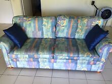 2 X Sofa Beds Luxury Inner spring Mattresses mint condition Chapel Hill Brisbane North West Preview