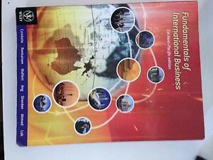 Fundamentals of International Business Underwood Logan Area Preview