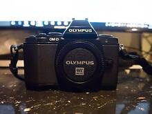 Olympus OMD EM5 Elite Black Mirrorless Camera-Near New Condition Dianella Stirling Area Preview