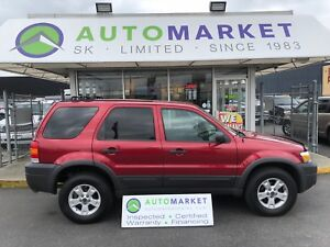 2007 Ford Escape XLT 2WD WE FINANCE ALL CREDIT!