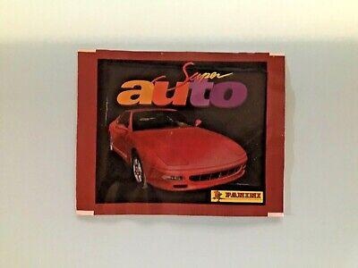 1 BUSTINA PANINI - SUPER AUTO 1995