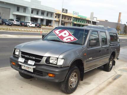 1999 Holden Rodeo Ute