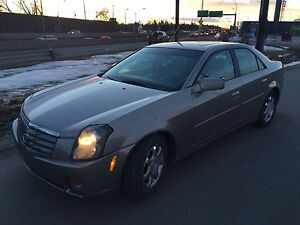 2004 CADILLAC CTS LEATHER LIKE NEW ONE OWNER GREAT SHAPE