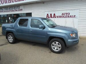 2008 Honda Ridgeline EX-L 4X4 LEATHER !