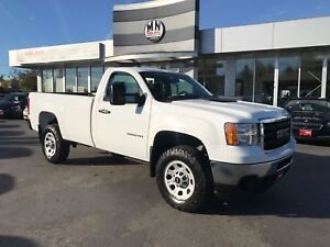 2014 GMC SIERRA 2500HD SL Regular Cab Long Box 6.0L V8