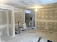 Experienced drywall finisher available