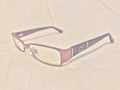 CHEAP! (NEW) Gucci GG 2910 0VNZ Pink Purple Eyeglasses [PRICED TO (Cheap Designer Eyeglasses For Men)